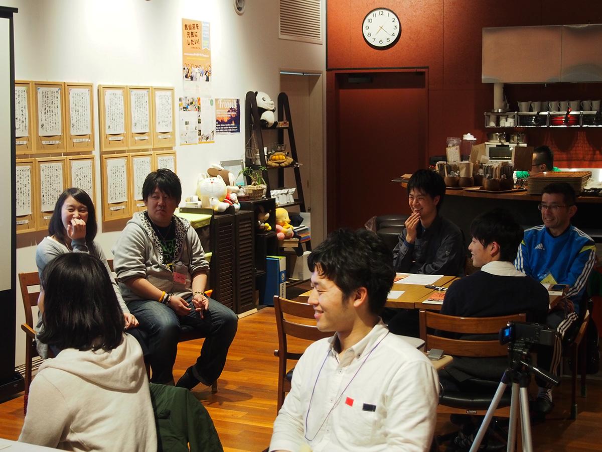 ぬま大学第1期生インタビュー