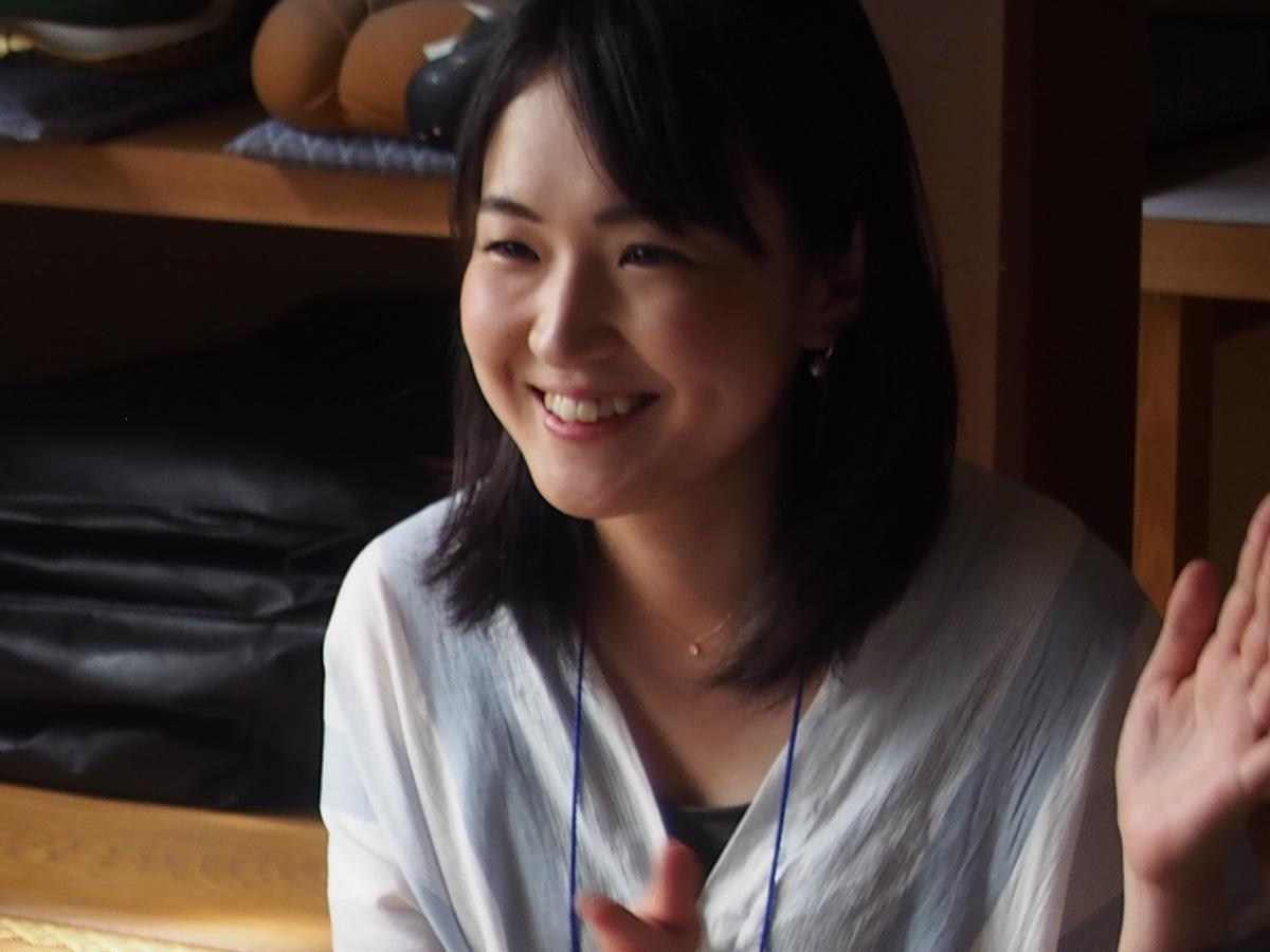 ぬま大学2期生 小野寺 千春