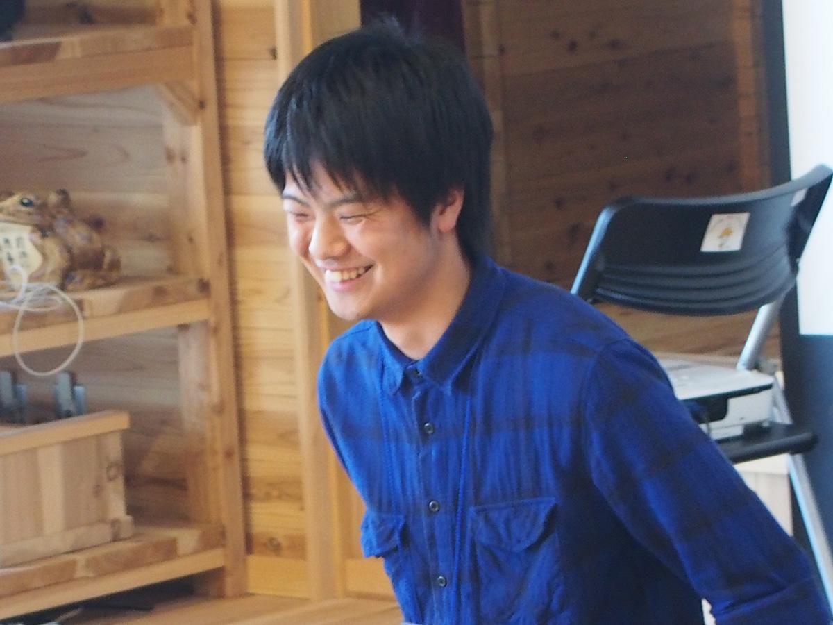 ぬま大学2期生 川村 俊