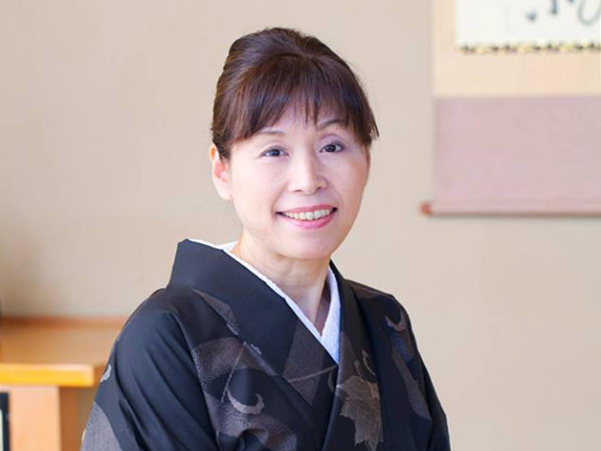 ぬま塾 vol.0 高橋和江氏<御誂京染 たかはし代表取締役>