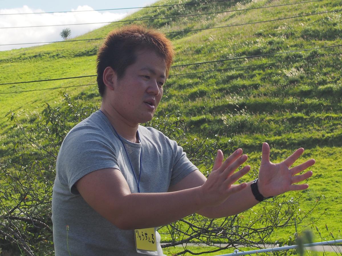 ぬま大学2期生 菊地 隆太郎
