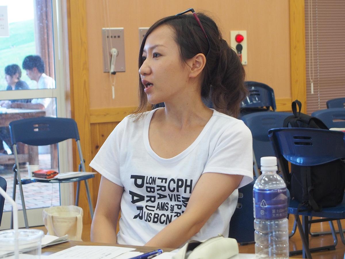 ぬま大学2期生 内海 裕里江